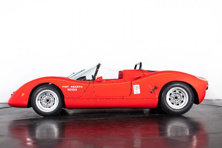 1968 Abarth 1000 SP sport prototipo 2