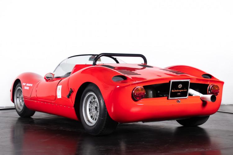 1968 Abarth 1000 SP sport prototipo 1