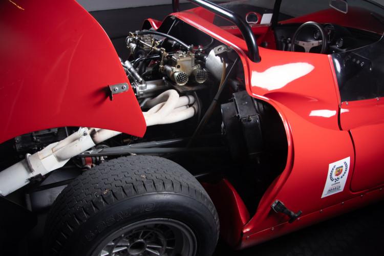 1968 Abarth 1000 SP sport prototipo 37