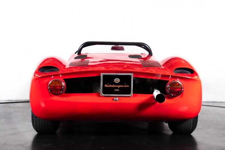 1968 Abarth 1000 SP sport prototipo 3