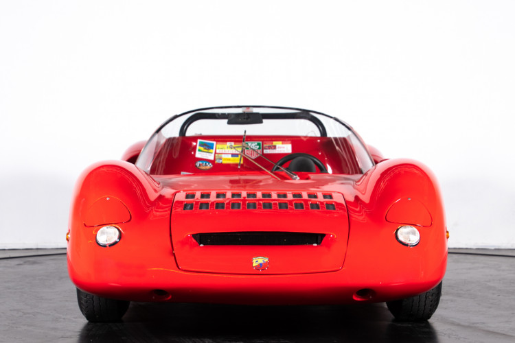1968 Abarth 1000 SP sport prototipo 9