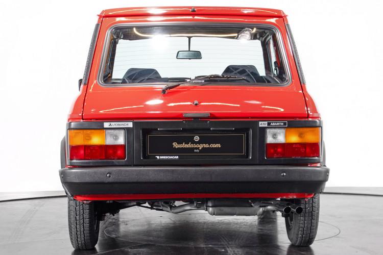 1981 Autobianchi A 112 Abarth 5