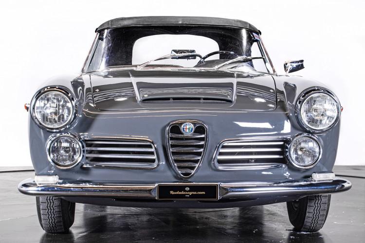 1966 ALFA ROMEO 2600 SPIDER TOURING 14