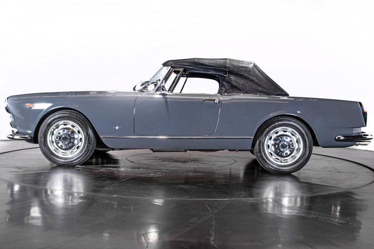 1966 ALFA ROMEO 2600 SPIDER TOURING 8