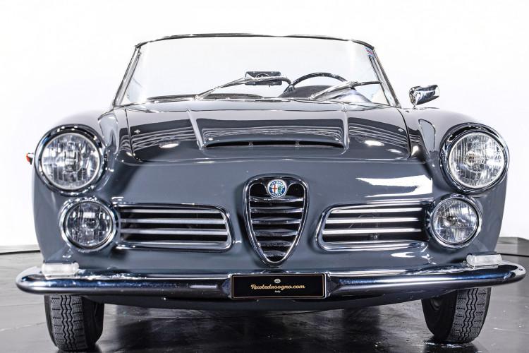 1966 ALFA ROMEO 2600 SPIDER TOURING 1