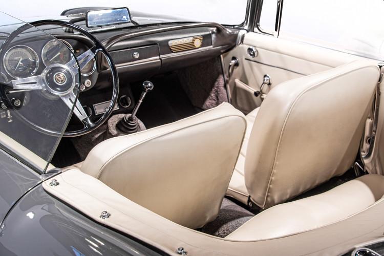 1966 ALFA ROMEO 2600 SPIDER TOURING 22