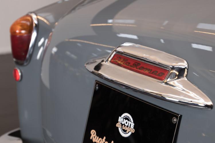 1956 Alfa Romeo 1900 Super 7