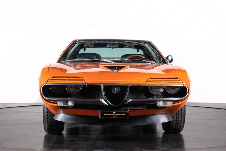 1972 Alfa Romeo Montreal 10