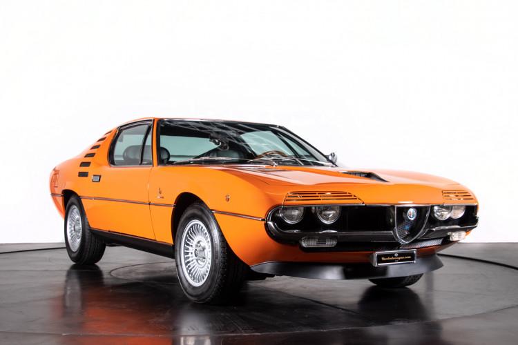 1972 Alfa Romeo Montreal 9
