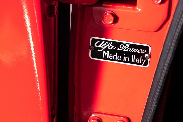1962 Alfa Romeo Giulietta Spider 22