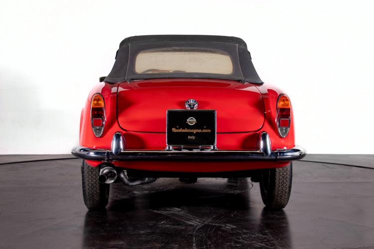 1962 Alfa Romeo Giulietta Spider 3
