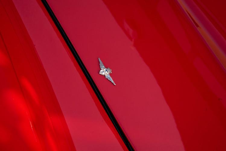 1961 Alfa Romeo 2000 Spider Touring 11
