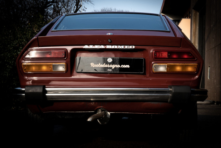 1980 Alfa Romeo Alfetta GTV 2000 L 13