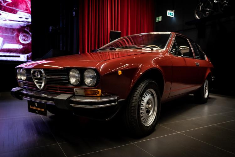 1980 Alfa Romeo Alfetta GTV 2000 L 35
