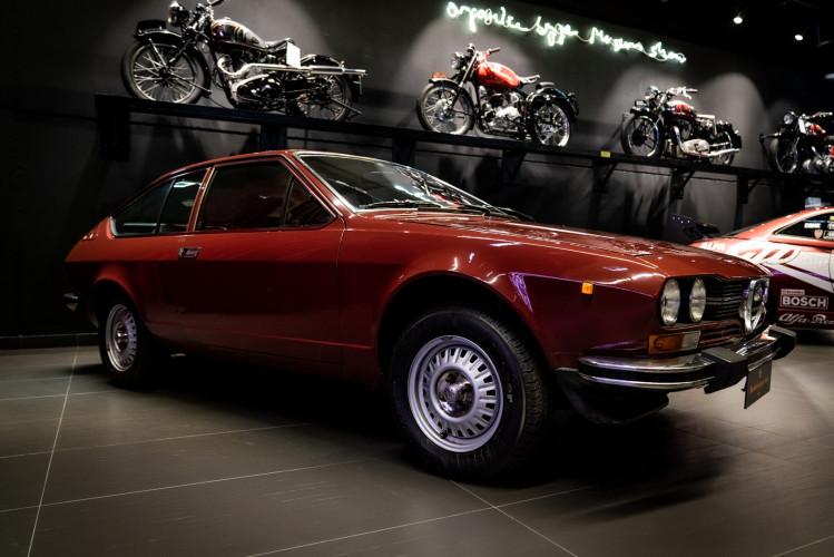 1980 Alfa Romeo Alfetta GTV 2000 L 31
