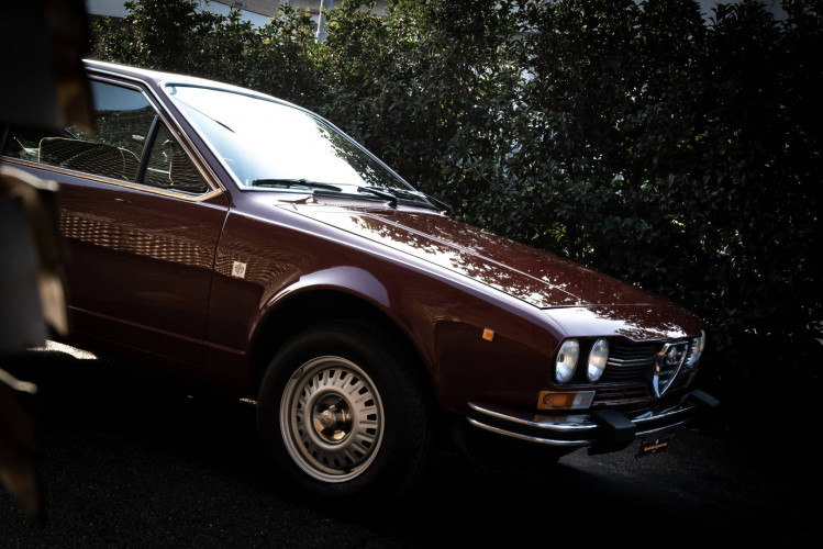 1980 Alfa Romeo Alfetta GTV 2000 L 4