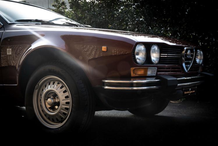 1980 Alfa Romeo Alfetta GTV 2000 L 3
