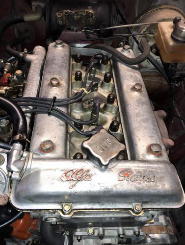 1980 Alfa Romeo Alfetta GTV 2000 L 21