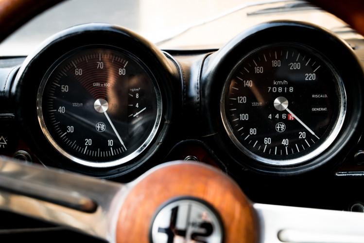 1970 Alfa Romeo GT 1300 Junior 23