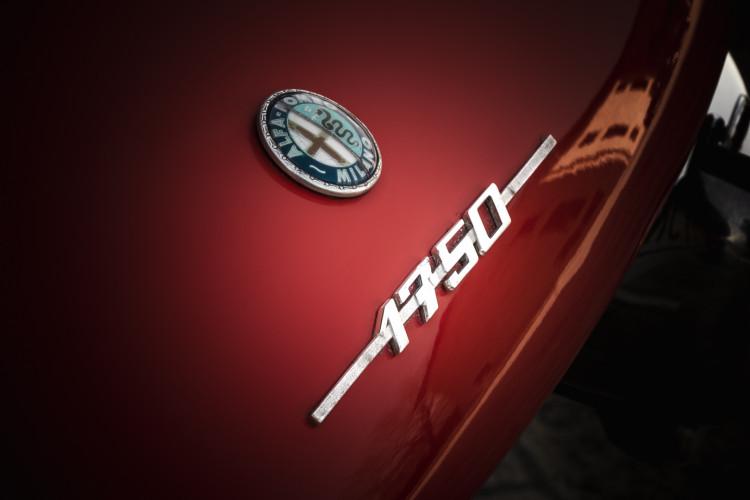 """1970 Alfa Romeo Duetto 1750 """"osso di seppia"""" 34"""