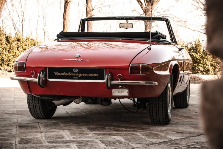 """1970 Alfa Romeo Duetto 1750 """"osso di seppia"""" 8"""