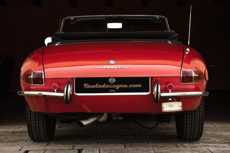 """1970 Alfa Romeo Duetto 1750 """"osso di seppia"""" 9"""