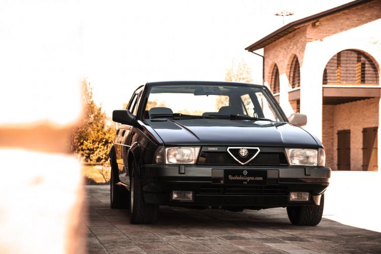 1988 Alfa Romeo 75 Turbo America 3
