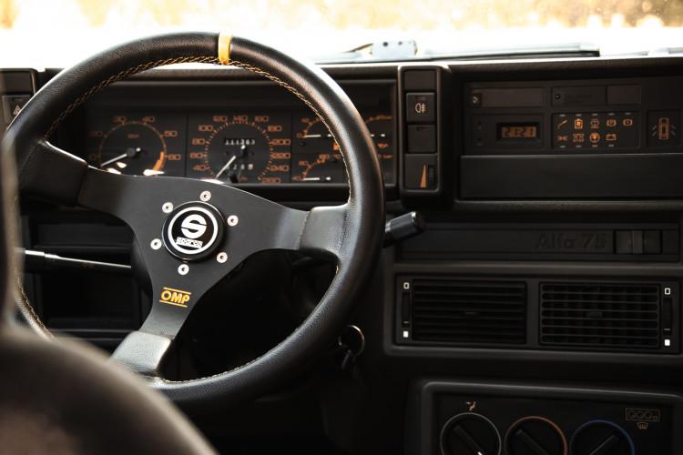 1988 Alfa Romeo 75 Turbo America 23