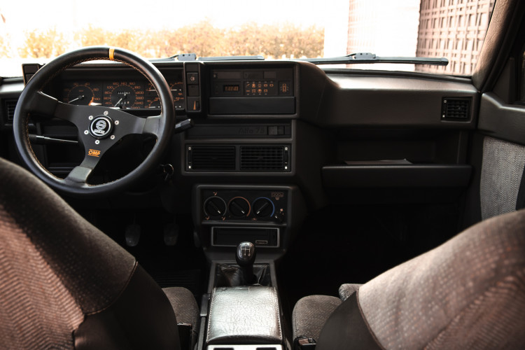 1988 Alfa Romeo 75 Turbo America 21
