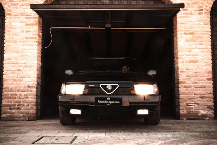 1988 Alfa Romeo 75 Turbo America 36