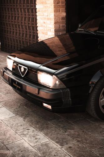 1988 Alfa Romeo 75 Turbo America 10