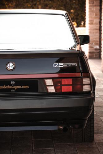 1988 Alfa Romeo 75 Turbo America 9