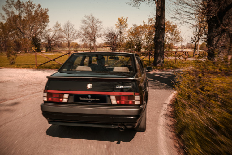 1988 Alfa Romeo 75 Turbo America 7