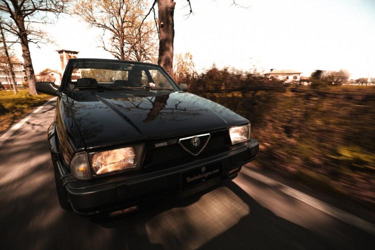 1988 Alfa Romeo 75 Turbo America 1