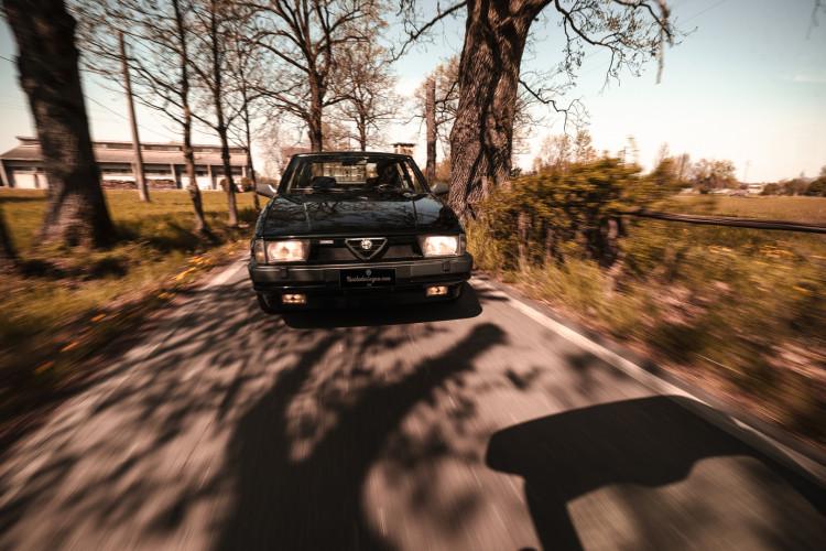 1988 Alfa Romeo 75 Turbo America 6