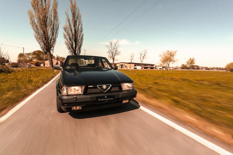 1988 Alfa Romeo 75 Turbo America 0