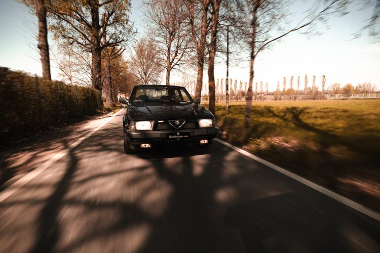 1988 Alfa Romeo 75 Turbo America 8