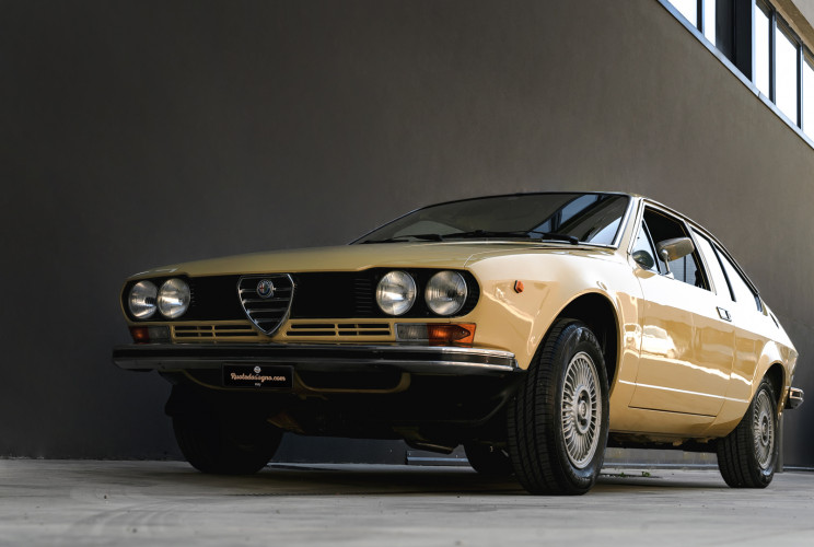 1980 Alfa Romeo Alfetta GT 1.6 0