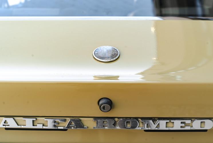 1980 Alfa Romeo Alfetta GT 1.6 12