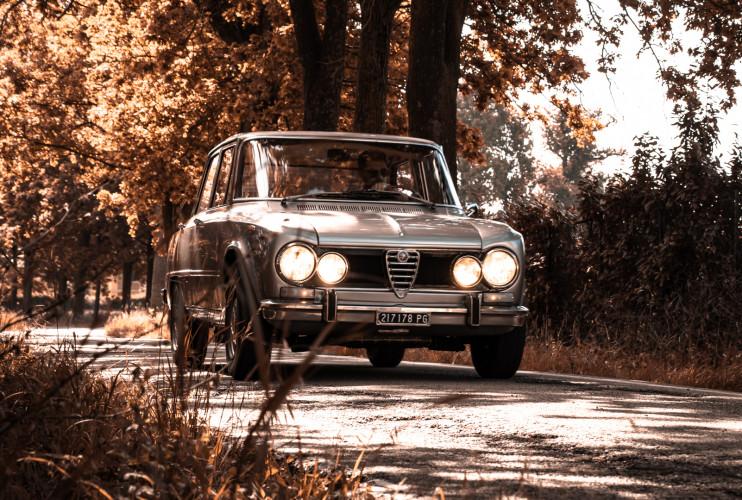 1973 Alfa Romeo Giulia Super 1.6 6