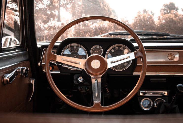 1973 Alfa Romeo Giulia Super 1.6 17