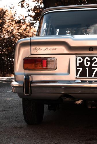 1973 Alfa Romeo Giulia Super 1.6 19