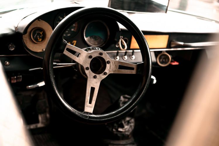 1962 Alfa Romeo Giulietta Sprint 1300 Race Car 23