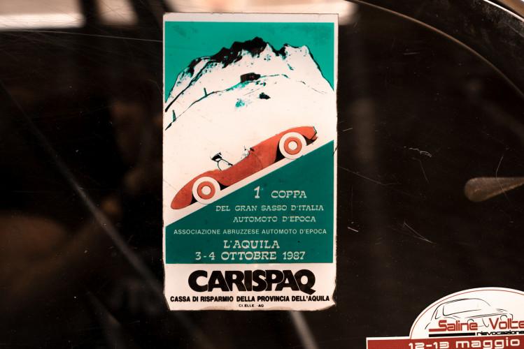 1962 Alfa Romeo Giulietta Sprint 1300 Race Car 16