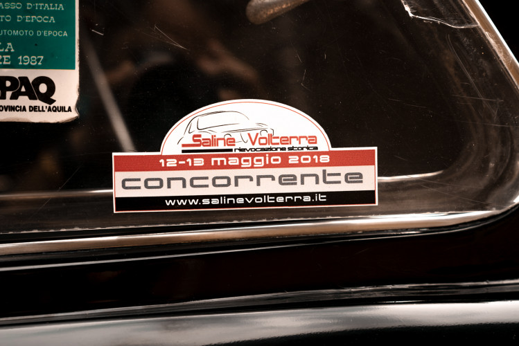 1962 Alfa Romeo Giulietta Sprint 1300 Race Car 15