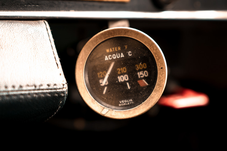 1962 Alfa Romeo Giulietta Sprint 1300 Race Car 43