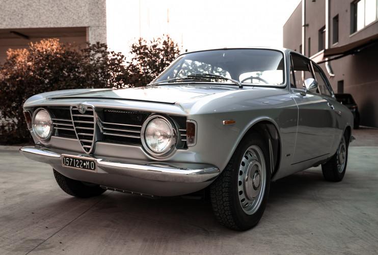 1967 Alfa Romeo Giulia Sprint GT 1600 1