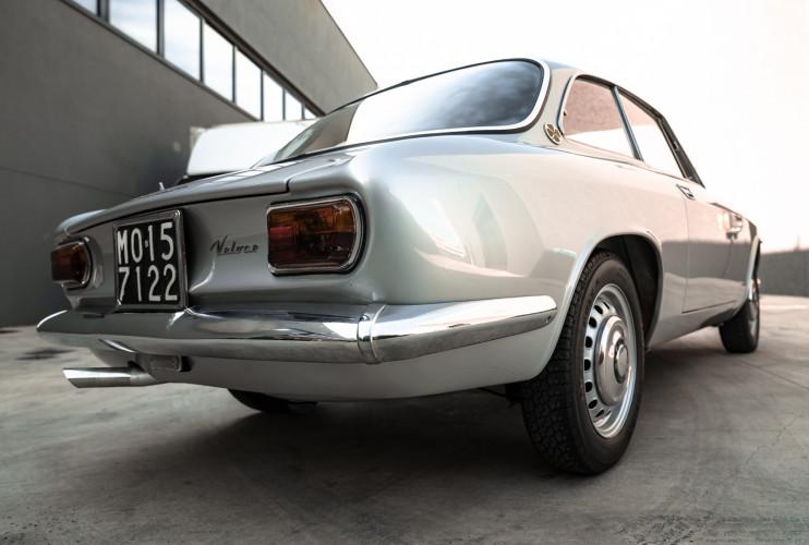 1967 Alfa Romeo Giulia Sprint GT 1600 14