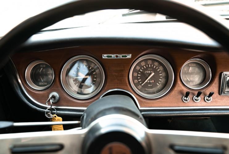 1967 Alfa Romeo Giulia Sprint GT 1600 43