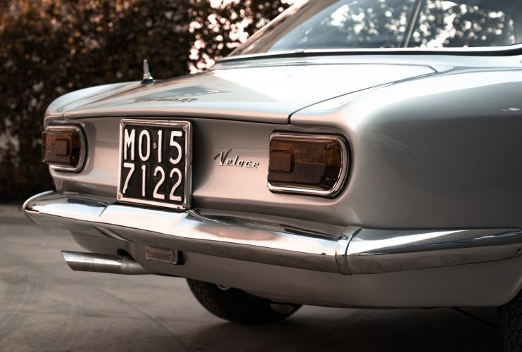 1967 Alfa Romeo Giulia Sprint GT 1600 16